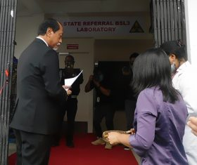 Nagaland: State's first BSL-3 laboratory operational