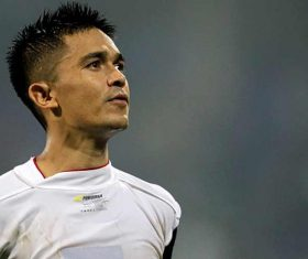 Chhetri named brand ambassador of Twelfth Man fantasy football