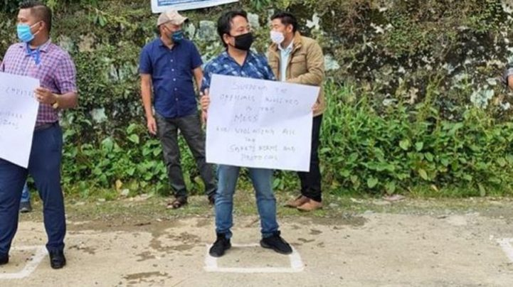 Differing versions emerge as Tuensang searches for answers