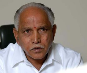 Yediyurappa chides minister for verbally abusing woman